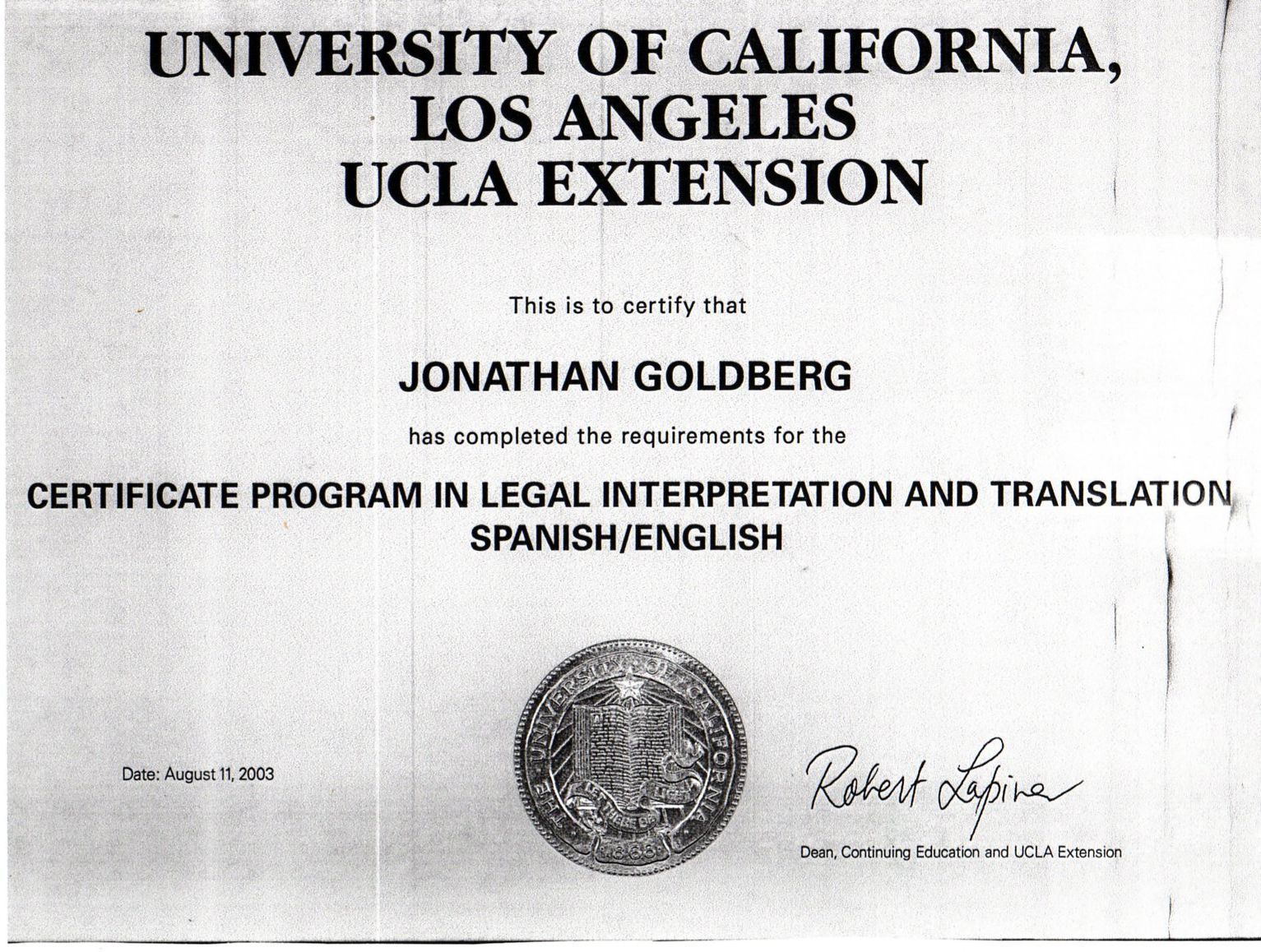 Ucla Extension Web Design Certificate